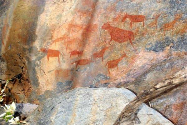 Kangumene Rock Engravings