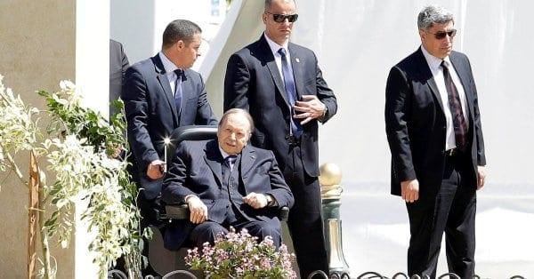 Algeria jails ex-president's brother