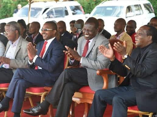 DP Ruto Allies Tell Uhuru to Speak Up