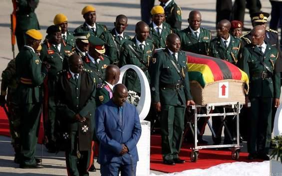 Uhuru to Attend Mugabe's Burial on Sunday