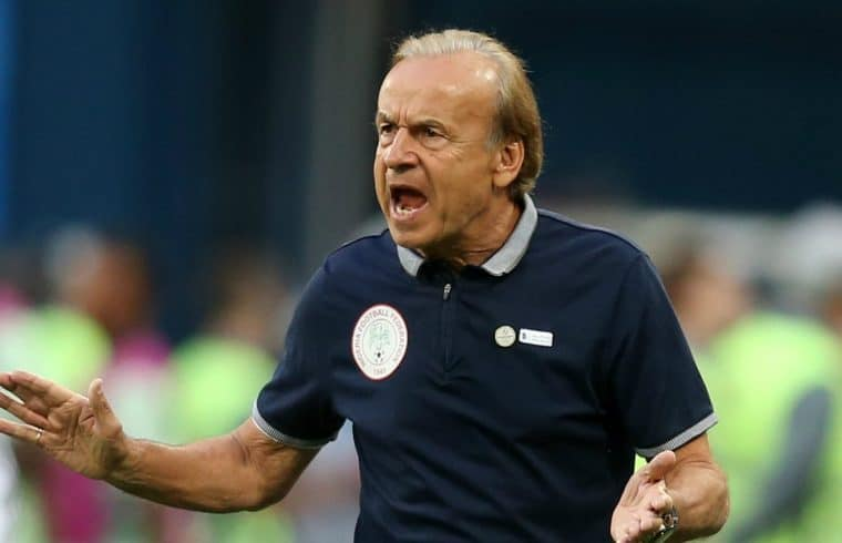 Gernot Rohr loses mother