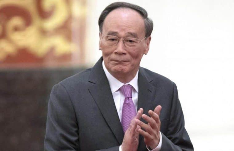 Chinese VP Pays Tribute to Mugabe