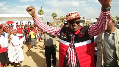 Botswana ruling BDP wins general election