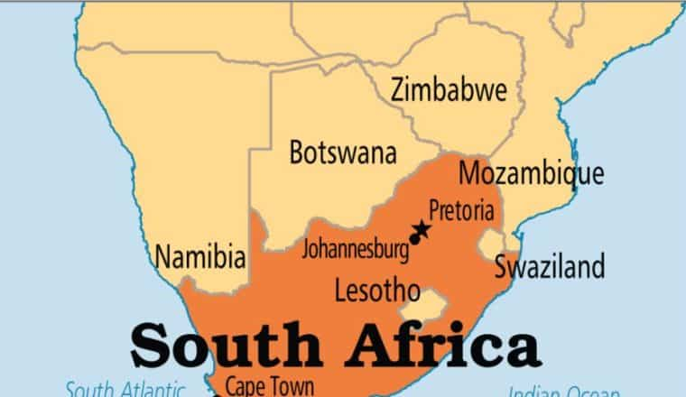 South African journalists ISIS