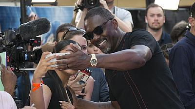 Idris Elba in Soweto