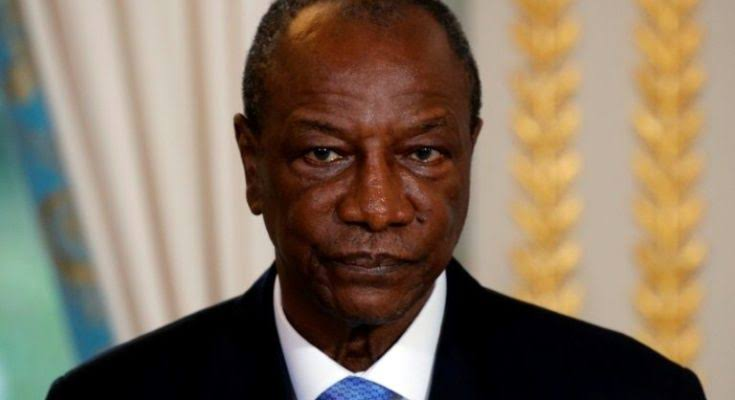 Guinea president policy