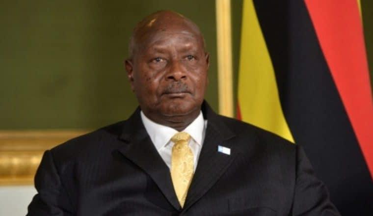 Uganda's President trek bush war