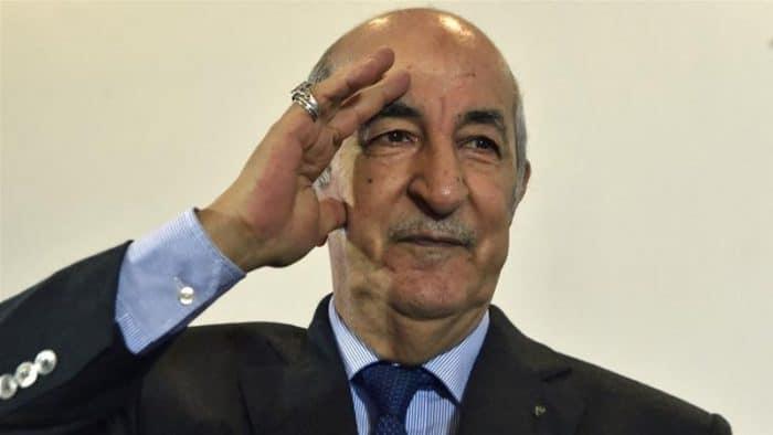 Algerians President Prisoners