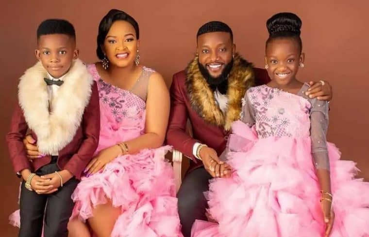 Entertainment Kcee Reconciles With His Wife Shares Adorable Family Photo Know Afrika