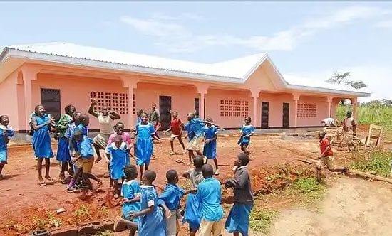 Schools reopening in Cameroon