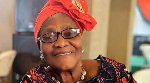 Oby Ezekwesili loses mother