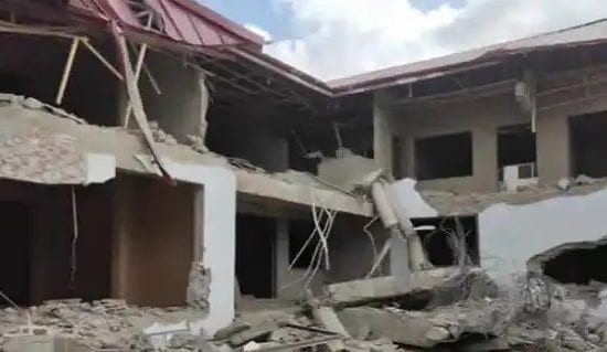 Ghana apologises to Nigeria for demolition at embassy