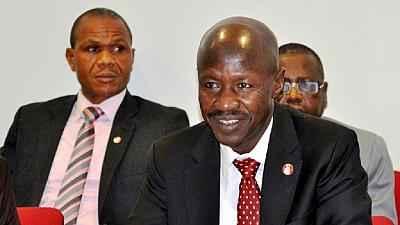 Nigerian president suspends head of anti-corruption agency