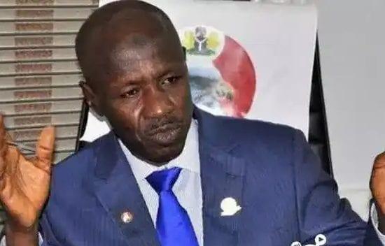 Nigerian president removes anti-corruption body boss