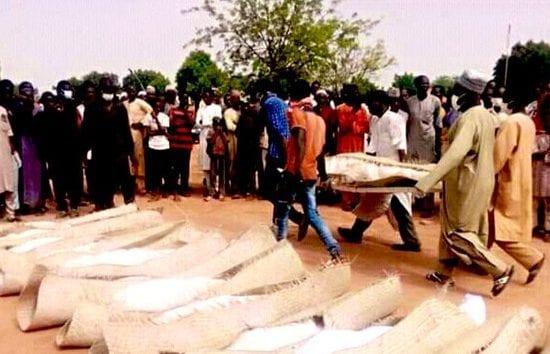 Amnesty: 1100 killed in northern in Nigeria