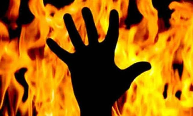 Landlord burns himself to death over financial difficulties