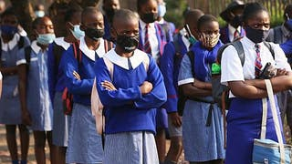Zimbabwe teachers stike over pay as new term starts