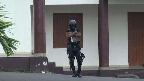 Cameroon Army deploys ahead of Tuesday protests