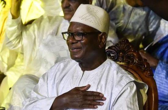 Former Malian President Keita Hospitalised in Private Clinic