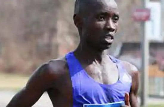 Kenyan Marathon Champion Banned Until 2023 for Doping