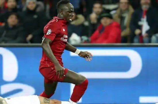 Senegalese football star Mane contracts coronavirus