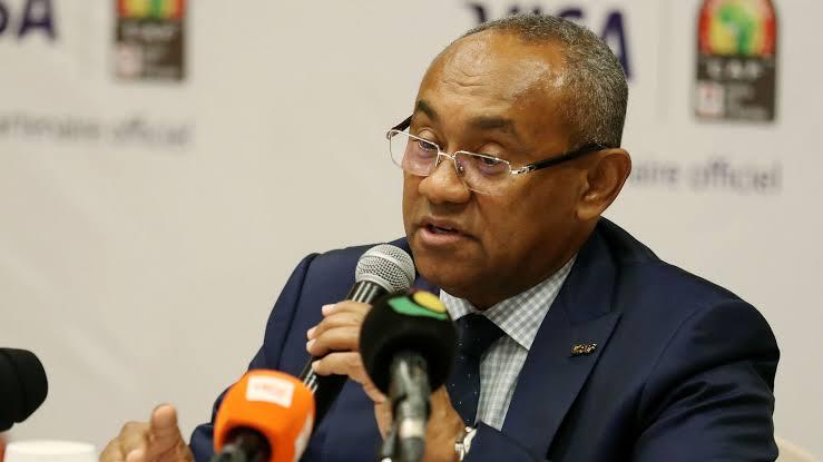 CAF,Presidency,Africa,Ahmad Ahmad