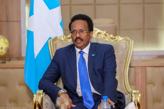 Somali President Farmajo