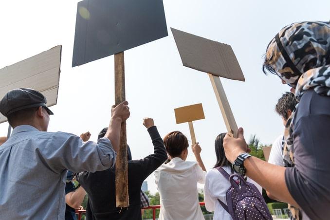 Somali Protests