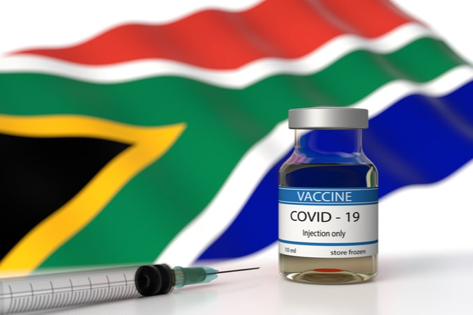 COVID 19 South Africa Vaccine
