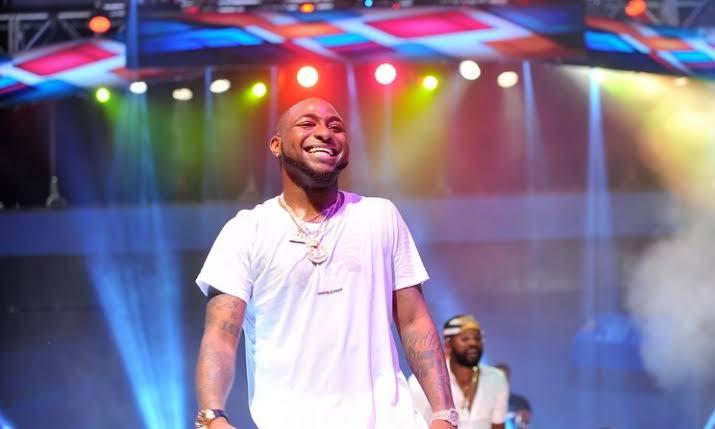 Davido,Mercy Chinwo,Entertainment