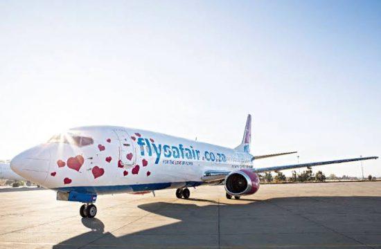 South Africa,Mauritius,Operation,Flight,FlySafair