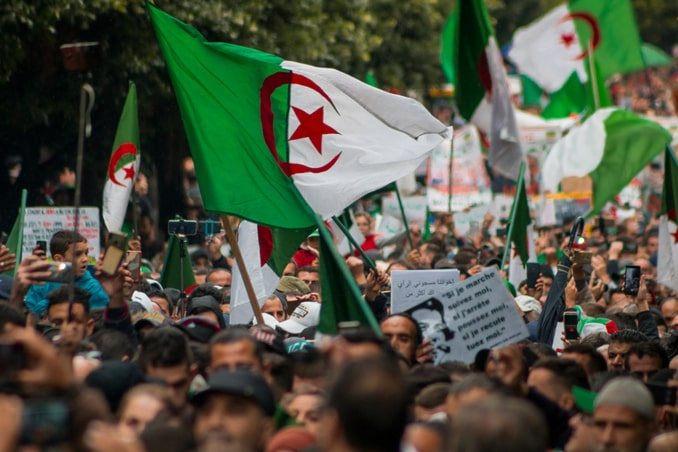Algerians maintain pressure for the 38th week of protests