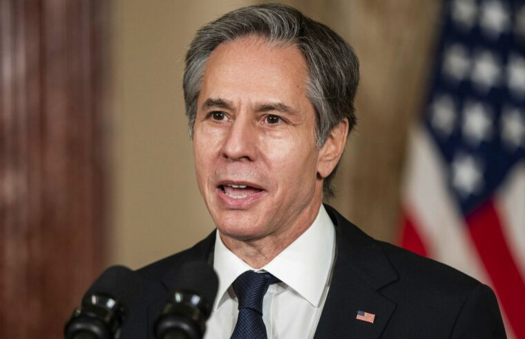 US Secretary Anthony Blinken