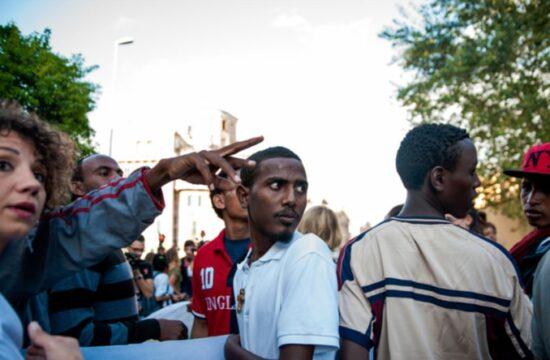 Somali protest