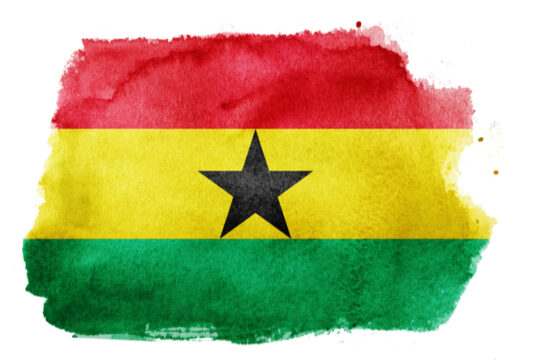 Ghana,flag