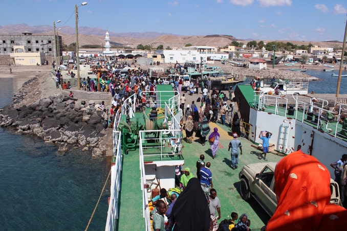 The death toll has risen to 42 after a boat carrying migrants Capsized in Djibouti