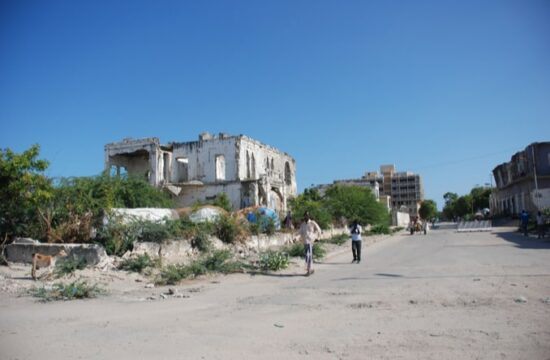 Heavy Fighting in Mogadishu and tense security situation