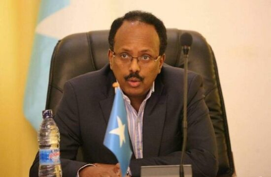 Somalia President Farmaajo