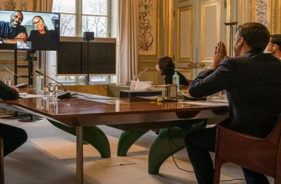 France Is Keen To Invite African Nations For A Summit,French President Macron