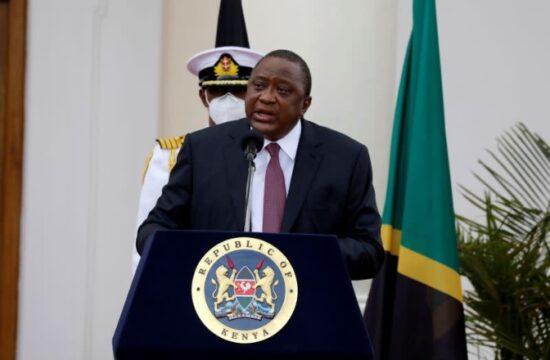 Kenya's High Court,President Kenyatta's constitutional reforms