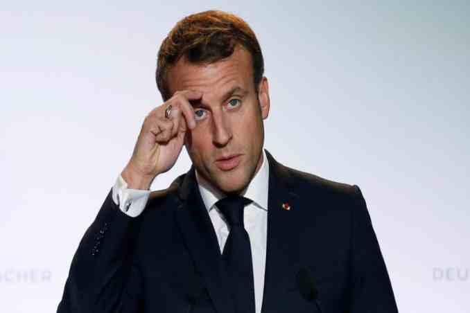 Macron gives speech in Rwanda,kickstart a new chapter of friendship