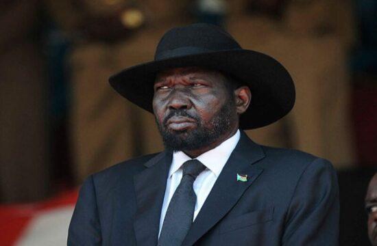 South Sudan's President Salva Kiir,dissolves parliament