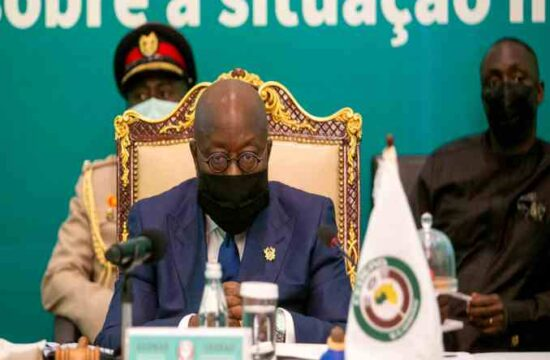 ECOWAS maintains Mali's suspension,a civilian prime minister