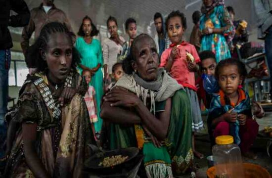 Ethiopia declares a ceasefire in Tigray,rebels take control of the regional capital