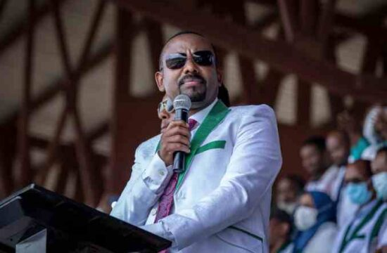 ethiopia election 2021,Prime Minister Abiy Ahmed