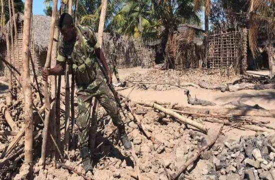 Jihadist attacks in Palma,Cabo Delgado region of Mozambique