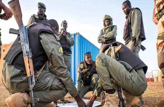 Jihadists Choosing Sahel Of Africa,Regrouping Point,africa news