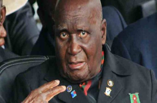 Kenneth Kaunda,Zambia's founding father,mourned for 21 days