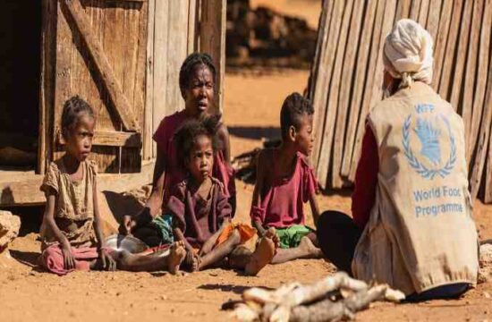 One million people in Madagascar are starving,UN Reports