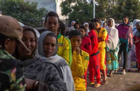Misinformation about the Ethiopian elections,ethiopian election 2021,legislative elections,circulating on the internet,facebook,nuclear weapons